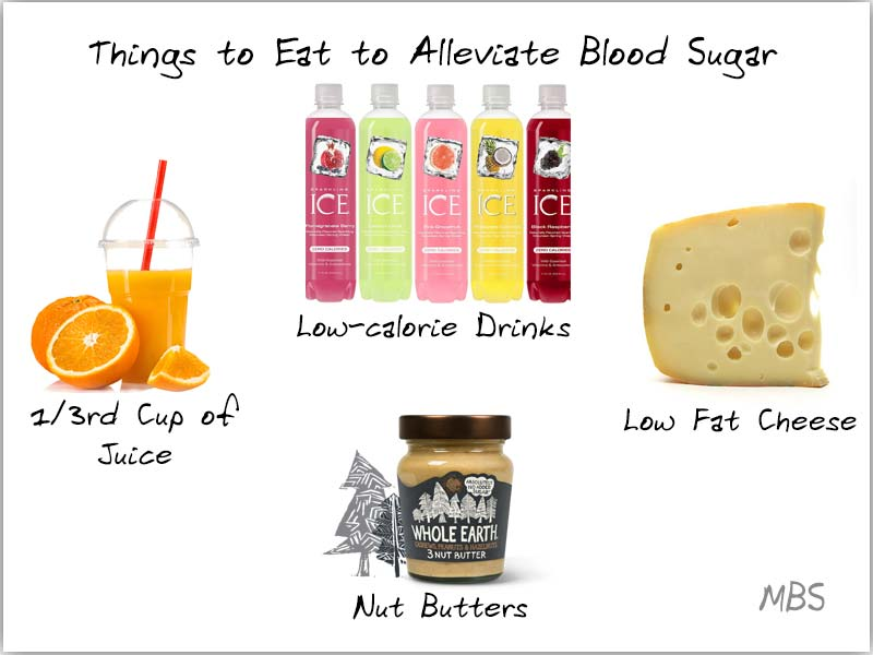 What To Eat on Low Blood Sugar Following WLS