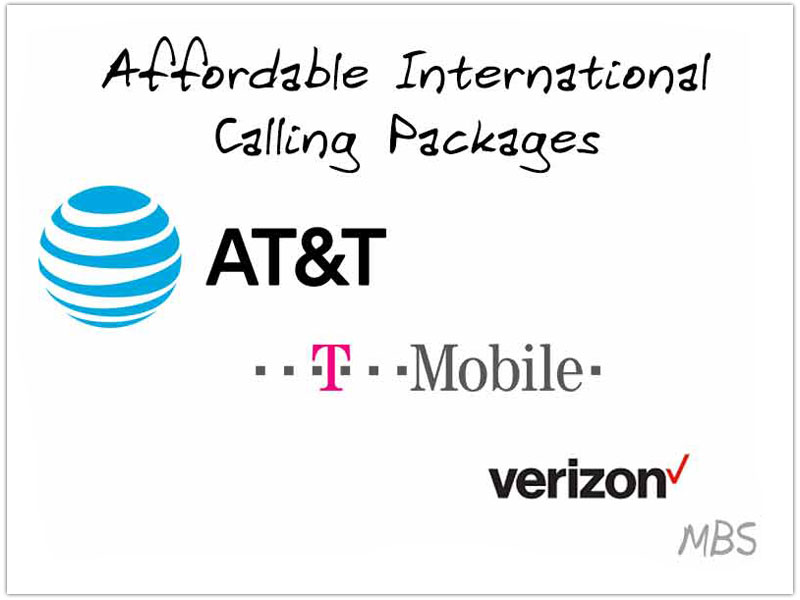 International Calling Packages