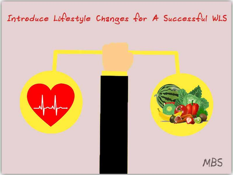 Lifestyle Changes for WLS