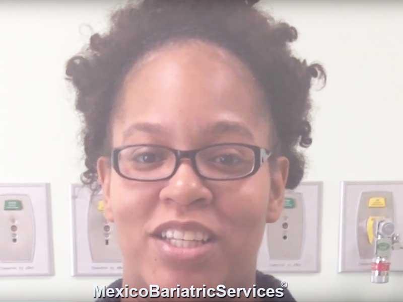 Geneta from Virginia talks about Gastric Sleeve in Tijuana