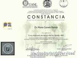 dr-camelo-uanl-certificate