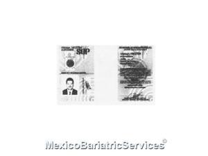 License Dr. Jaime Ponce De Leon – Tijuana - Mexico