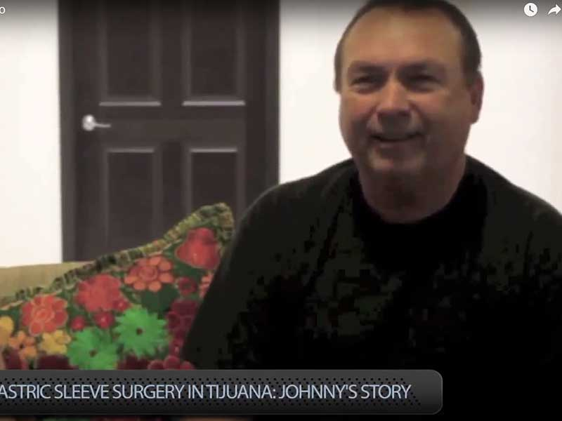 Sleeve Surgery in Tijuana – Johnny's Story