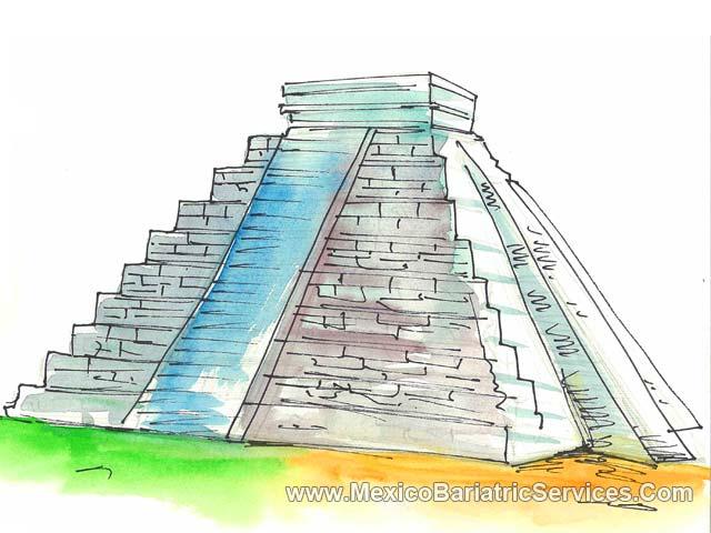 Chichen Itza near Cancun - Mexico