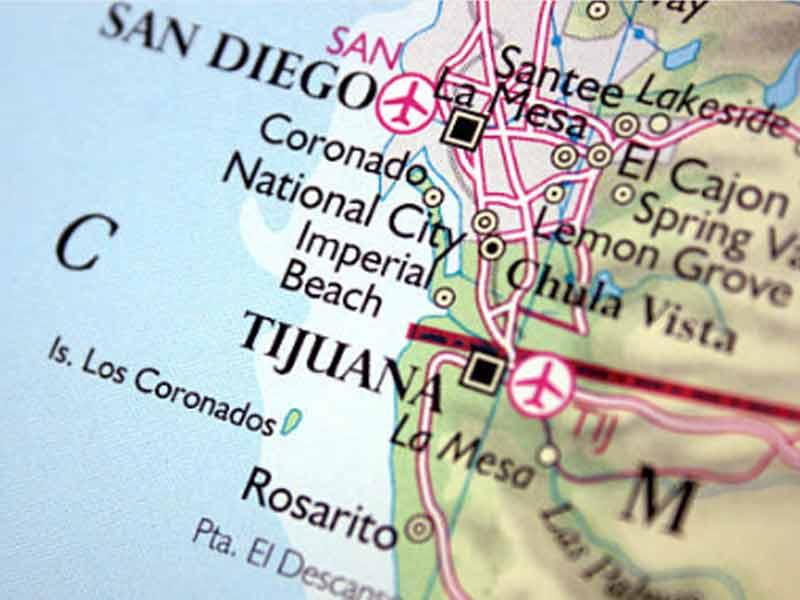 Tijuana San-Diego