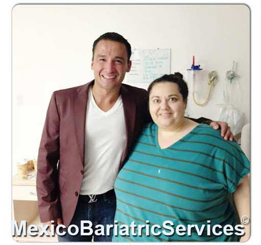 Luisa-with-her-bariatric-surgeon