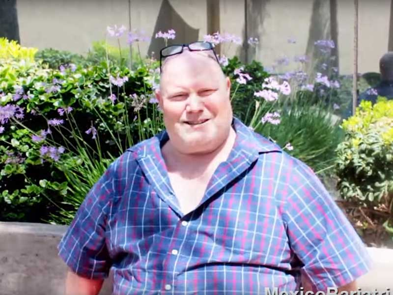Sleeve Gastrectomy in Tijuana Reviewed by Tom from Fresno