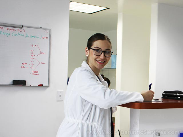 On-Site Bariatric Nutritionist - Tijuana Mexico