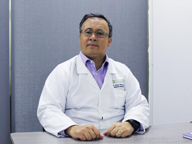 Dr. Hector Perez - Bariatric Surgeon - Cancun - Mexico