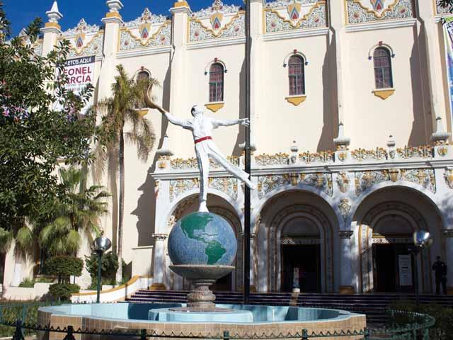 El Foro Antiguo Palacio Jai Alai - Tijuana - Mexico