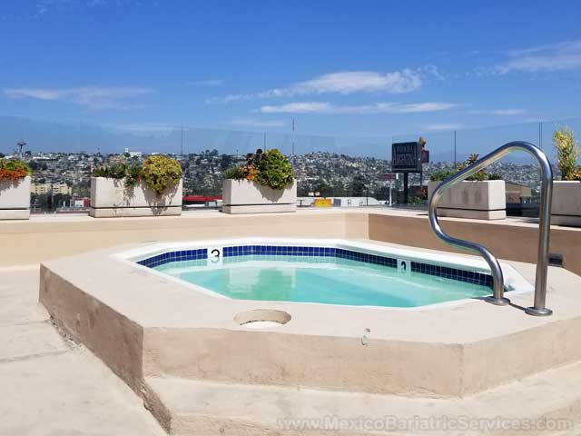 Grand Hotel Tijuana - Swimming Pool