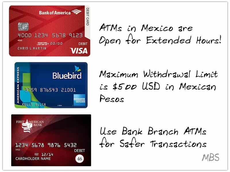 Debit Cards in Mexico