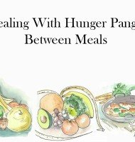 Coping with Hunger between Meals in Pre-op Bariatric Diet