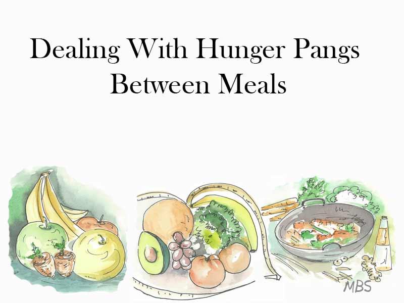 How To Stop Eating Between Meals