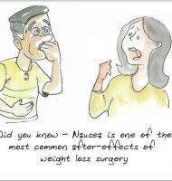 Nausea with Dumping Syndrome After WLS? Here's How to Fight it!