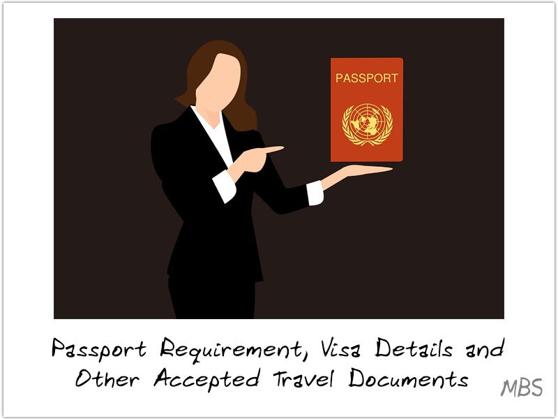 Passport Requirements for Travelling to Mexico