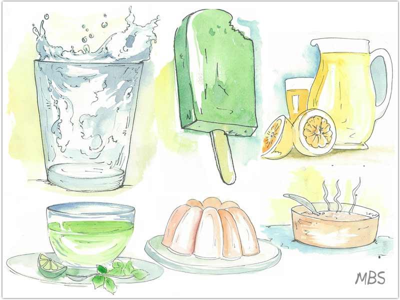 Pre op Liquid Diet Drink Ideas