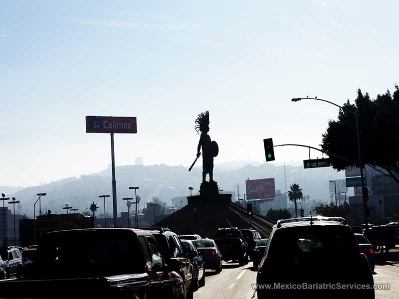 Travelling to Tijuana from America