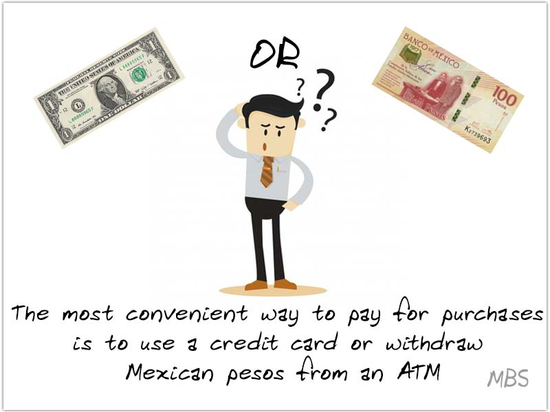 US Dollars in Mexico During Bariatric Surgery-Trip