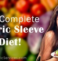 Gastric Sleeve Post-Op Diet- Tested and Trusted