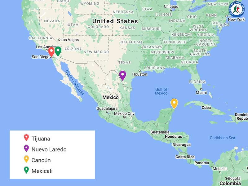 Locations | Gastric Bypass in Mexico